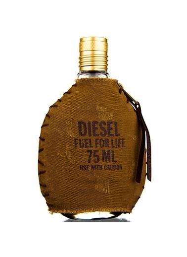 Diesel Fuel For Life Edt 75Ml Erkek Parfüm Renksiz